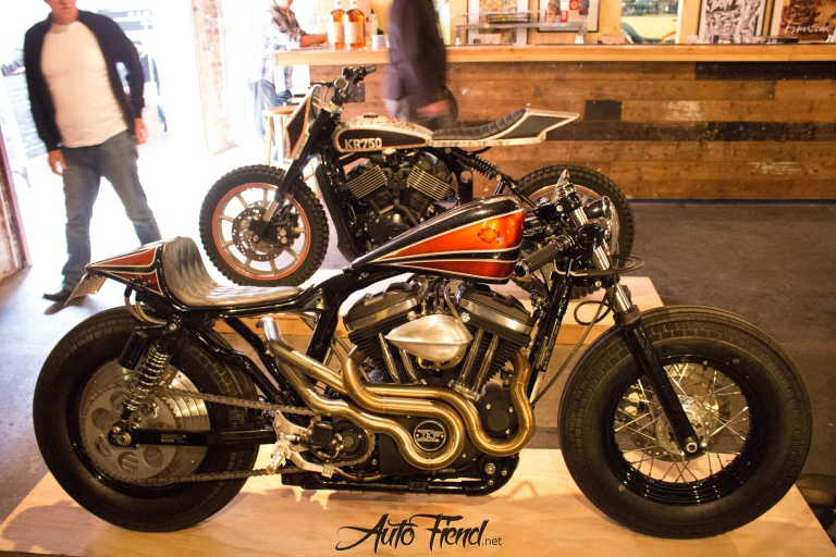 Harley Davidson: Event Coverage: Oil Stained Brain 2014