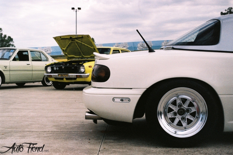 MX5 rear
